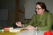 Spisovatelka Jarmila Pospíšilová