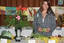 Výstava zeleniny a ovoce v Určicích