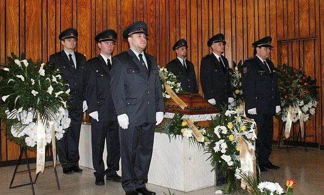 Vpondělí 20.ledna 2020se uskutečnilo poslední rozloučení se starostou SDH Domamyslice Pavlem Liškou.