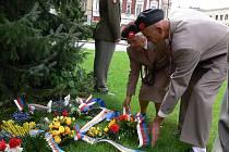 Připomínka obětí okupace z roku 1968 v Prostějově