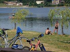 Plumlovská přehrada - neděle 29. června 2014