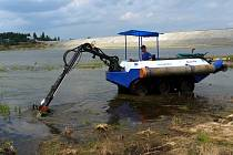 Revitalizace plumlovské přehrady - 15. července 2013