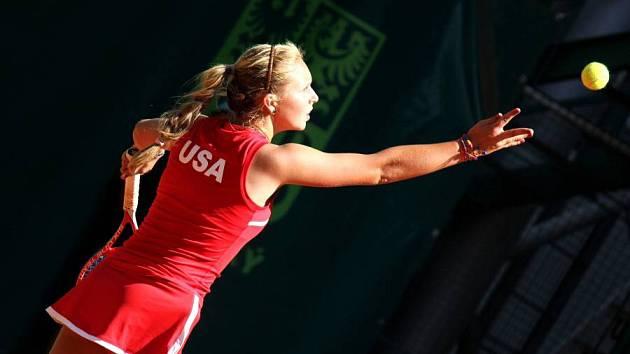 World Junior Tennis Finals. Mistrovství světa družstev do 14 let v Prostějově.