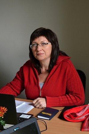 Jana Rozehnalová, vedoucí multikulturního centra
