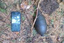 Pyrotechnik musel nedaleko Bukové zneškodnit sedmdesát let starý granát.