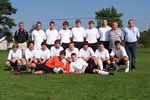 Tým Čechovic 2010/2011