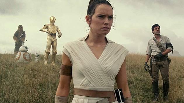 Předpremiéra filmu Star Wars: Vzestup Skywalkera