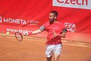 Zápasy druhého kola Moneta Czech Open 2018 v Prostějově (Václav Šafránek)