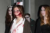Zombie walk v Prostějově