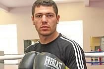 Boxer Vardan Besaljan