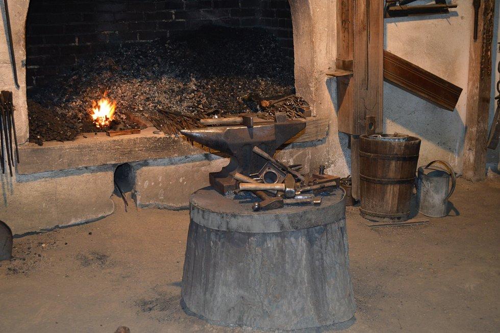 Kovářské řemeslo. Ilustrační foto