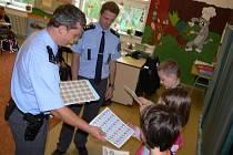 Předávání cen žákům v ZŠ v Kralicích