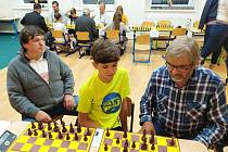 Šachový triangl ve Vrbátkách