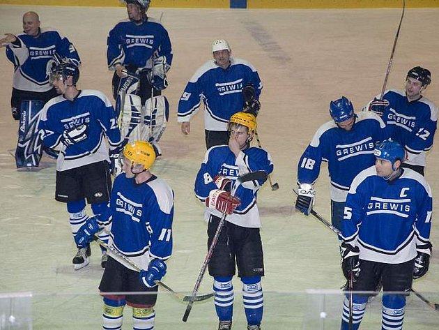 Plumlovští hokejisté