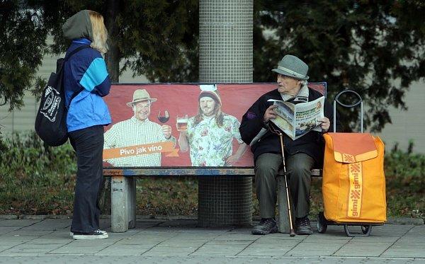 Redaktorka Prostějovského deníku vroli bezdomovkyně