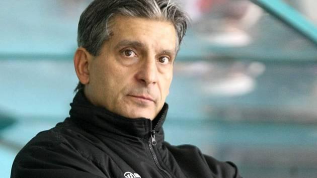 Trenér Tomáš Sršeň