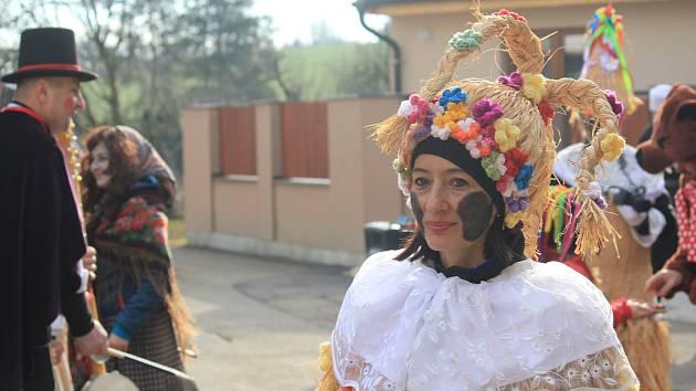 Masopust ve Vranovicích