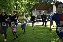 Běh osvobození se ve Vrchoslavicích - 22. května 2021