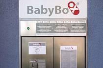Babybox v prostějovské nemocnici. Ilustrační foto