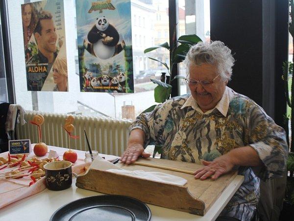 Den lidových řemesel vprostějovském kině Metro