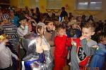 Dětské šibřinky v Pivíně