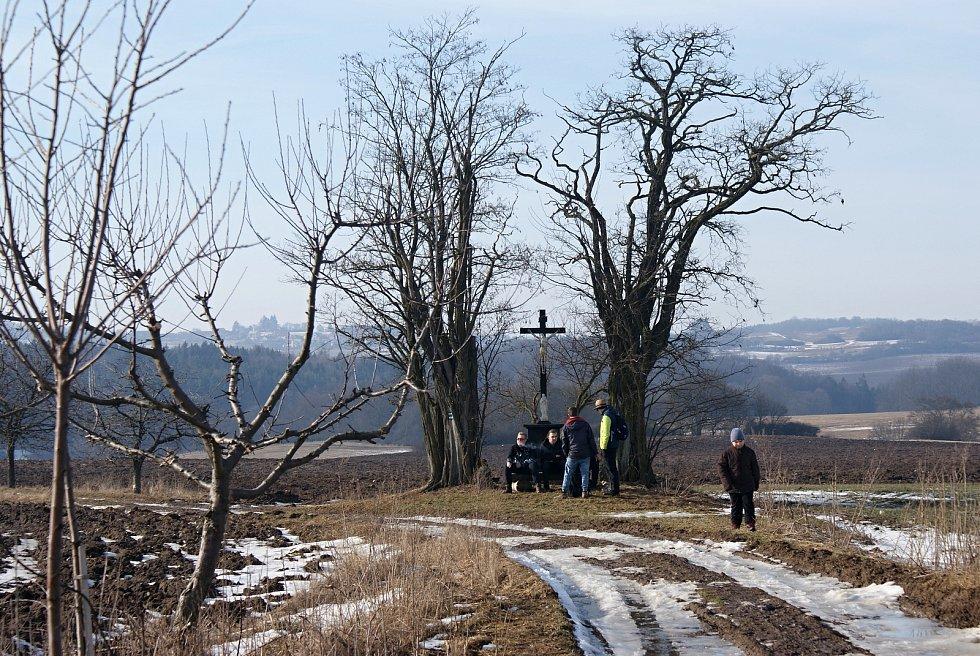 Moravský kras - 20. února 2021