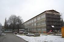Zateplení školy Dr. Horáka v Prostějově