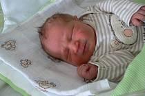 Dominik Škop, Bedihošť, narozen 7. prosince, 52 cm, 4000 g