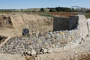 Revitalizace nebeského rybníka u Drahan - 15. září 2019