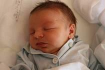 Lukáš Coufal, Prostějov, narozen 17. března, 48 cm, 3050 g