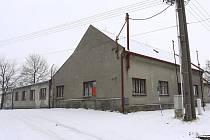 Budova OP v Drahanech