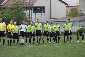 Fotbalisté Lipové. Ilustrační foto