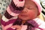 Natálka. Narodila se 1. ledna v olomoucké Fakultní nemocnici třiadvacetileté mamince Nikol Dreslerové. Malá Natálka vážila 3 830 gramů a měřila51 centimetrů.