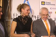 Slavnostní předávání cen Sportovec města Prostějova v Hotel Tennis club Prostějov. (16.3.2018)