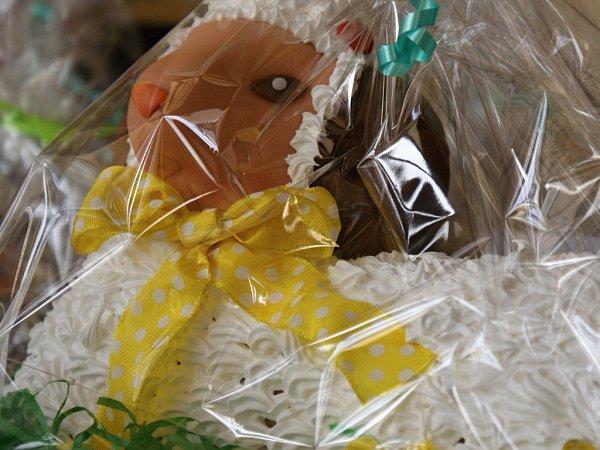 Velikonoční beránci vNárodě
