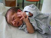 Albert Smička, Dubany, narozen 24. července, 49 cm, 3050 g