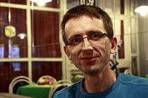 Vladimír Böhm z Prostějova chce jídlo nahradit pránou