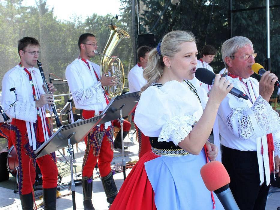 Festival Pod hanáckým nebem na vřesovickém zámku