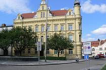 Knížecí dům na Pernštýnském náměstí v Prostějově