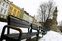 Náměstí T.G. Masaryka v Prostějově