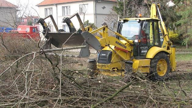 Vlastník pozemku v Olomoucké ulici se dohodl s krajem.