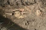 V Pivíně nalezli ostatky muže