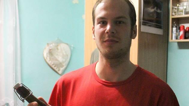 Jakub Oulehla, jeden z prostějovských domovarníků