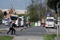 Prostějovské přednádraží
