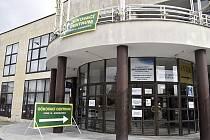 Očkovací centrum pro veřejnost v prostějovském KaSku
