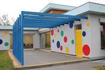 Zrekonstruovaná školka v Čechovicích