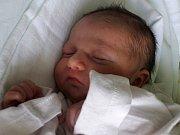 Lucie Poulíčková, Prostějov, narozena 19. května v Prostějově, míra 48 cm, váha 3200 g