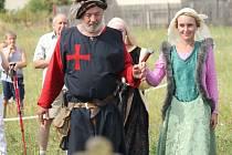 Bitva o hrad Drahans i se středověkou svatbou a ukázkami řemesel