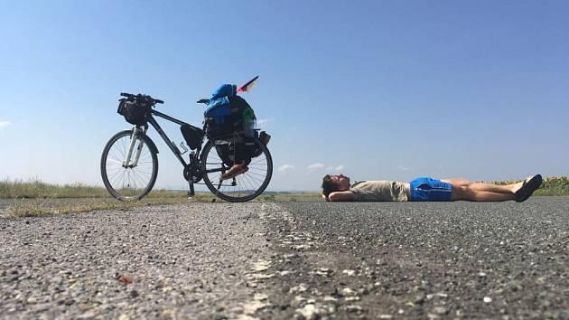 Na kole z Určic až do Gruzie