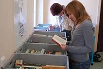 Burza knih v Prostějově